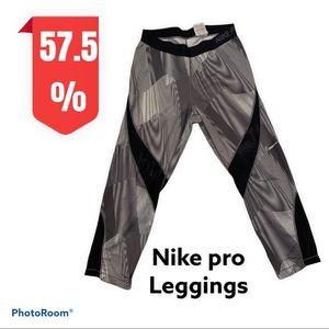 Rare Nike pro leggings